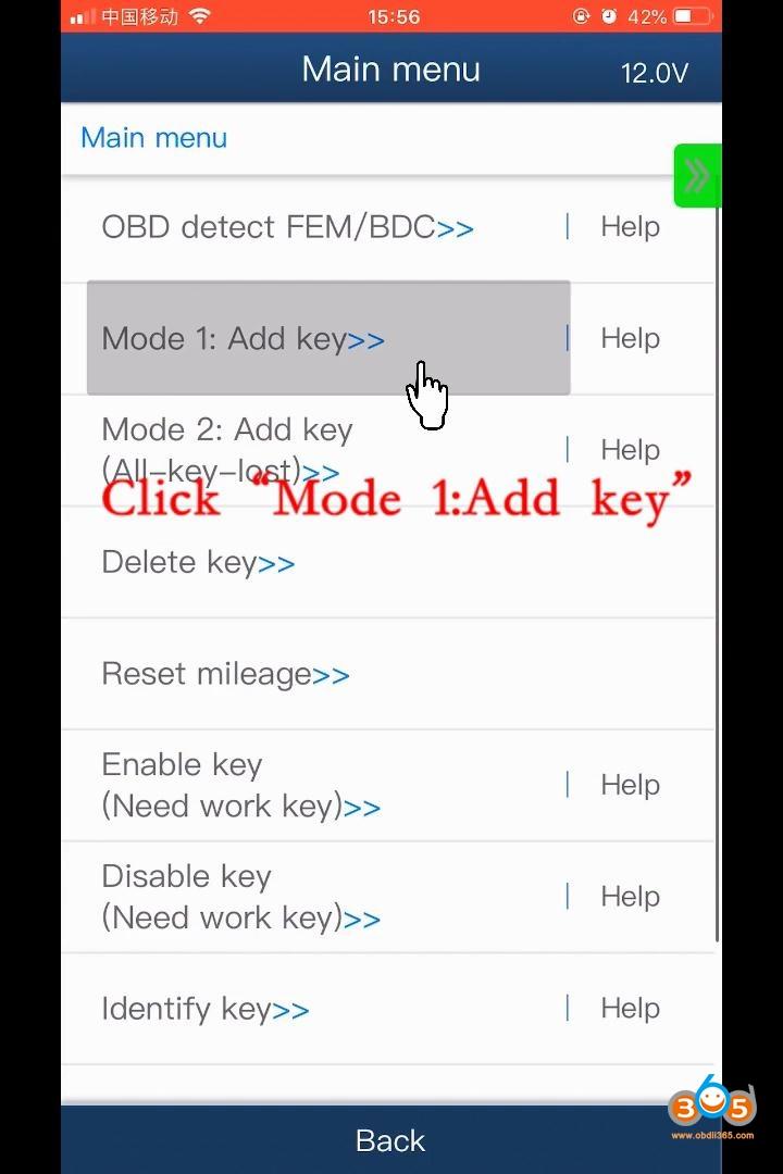 Yanhua Mini Acdp Add 2014 F15 Key 15