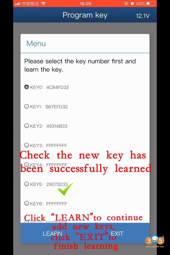 Yanhua Mini Acdp Add 2014 F15 Key 32