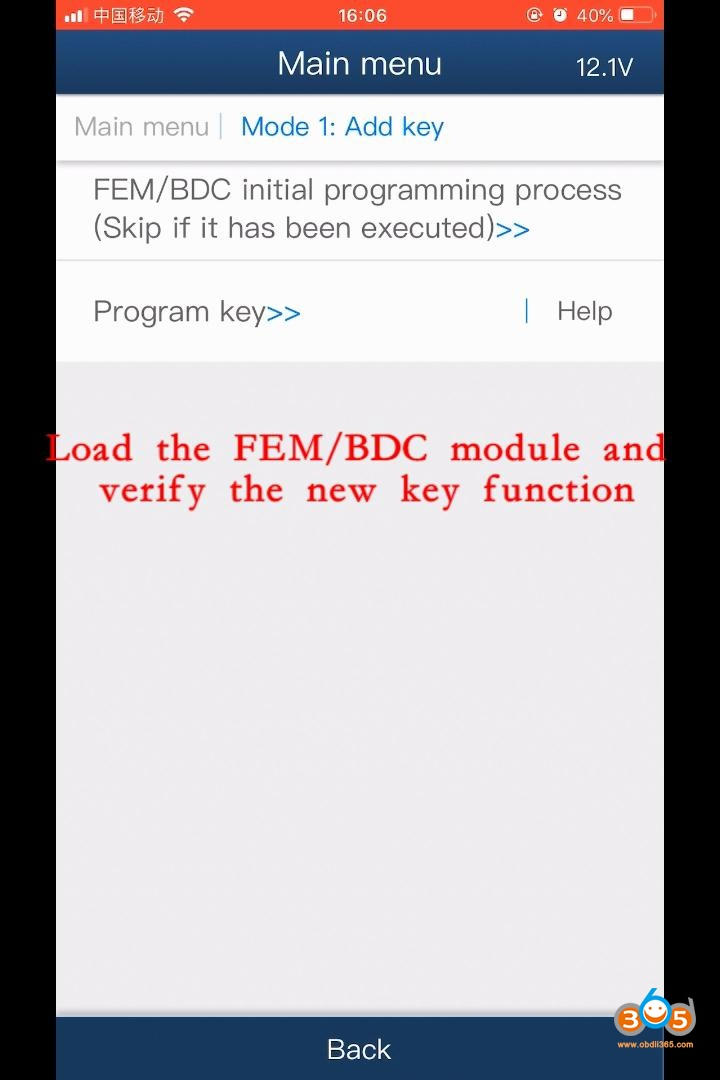 Yanhua Mini Acdp Add 2014 F15 Key 34