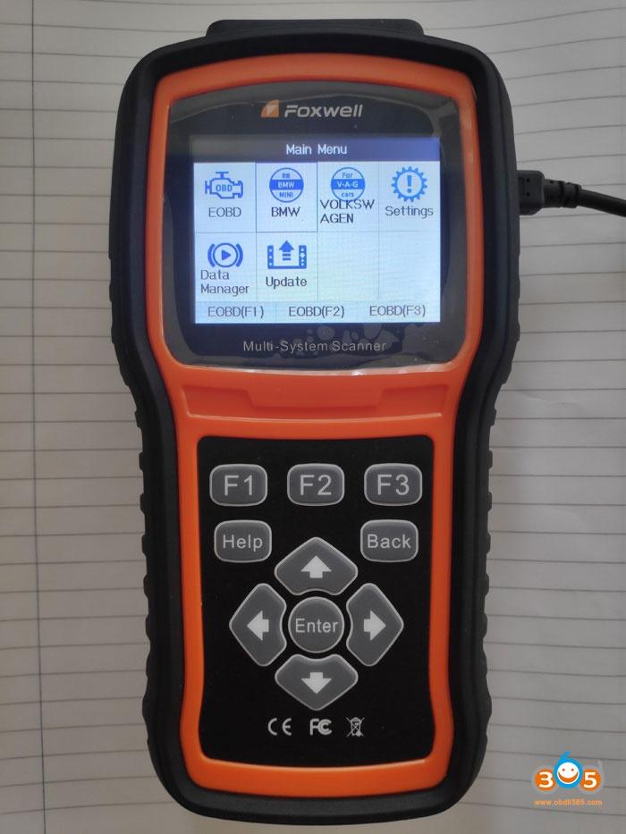 2003 Bmw E85 Fault Reader 04