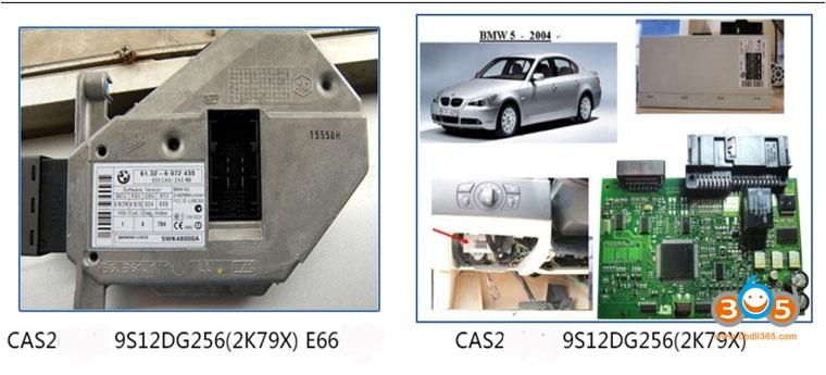 BMW CAS2 System