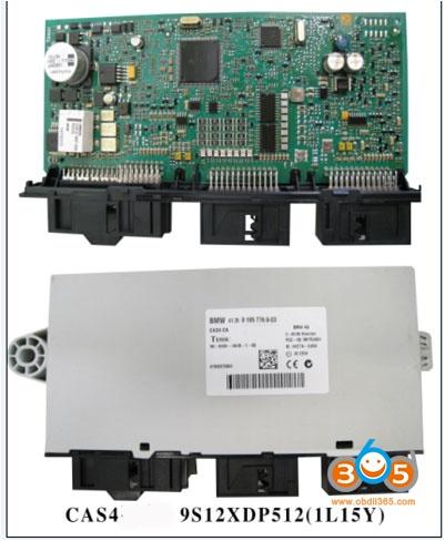BMW CAS4 System