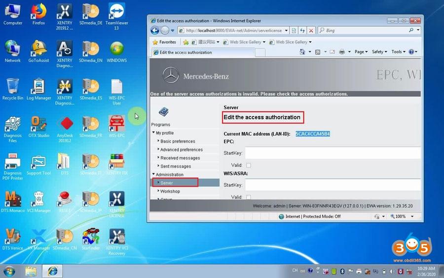 Activate Vxdiag Benz Xentry Epc Wis 02