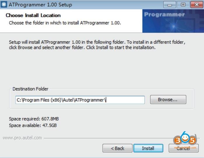 Update Xp400 Software 7