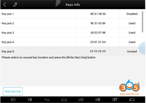 Xtool Program Bmw Ews Key 14