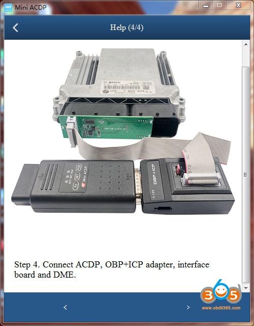 Yanhua Acdp Change Ecu N45 5