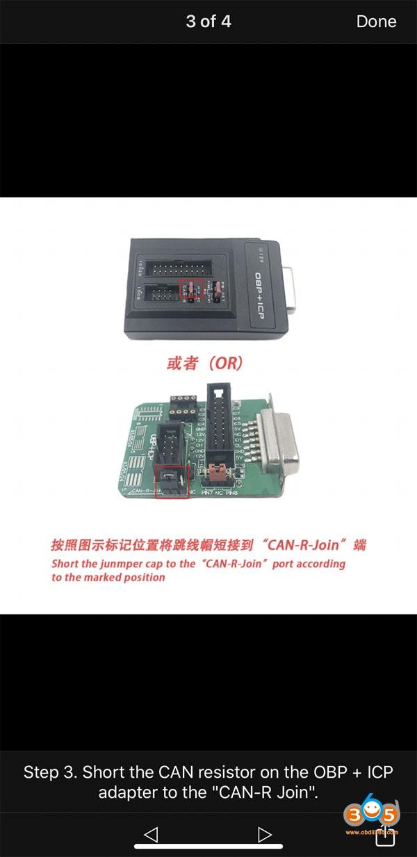 Yanhua Acdp Clone N55 Dme 10