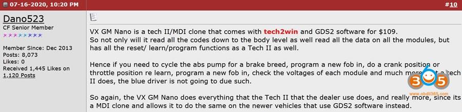 Obd2 Code Reader For C6 Corvette 03