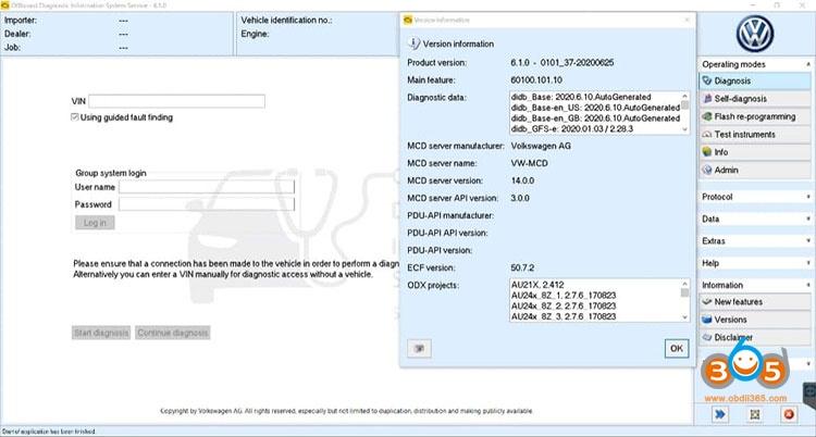 Vas5054a Odis V610 1