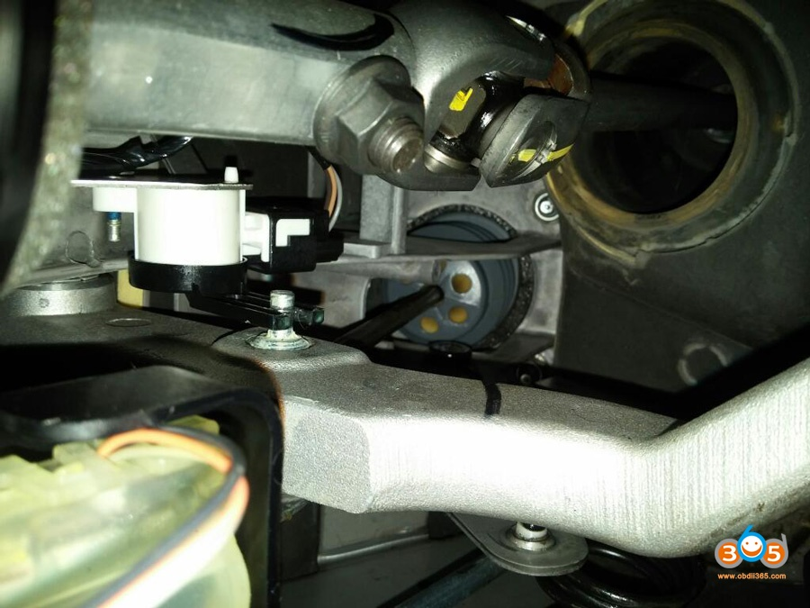 Vxdiag Vcx Nano Fix 2005 C6 Corvette Brake Lights Stay On 07