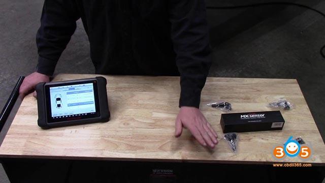 Autel Mx 1 Sensor Tpms Programming Toyota 4 Runner 16