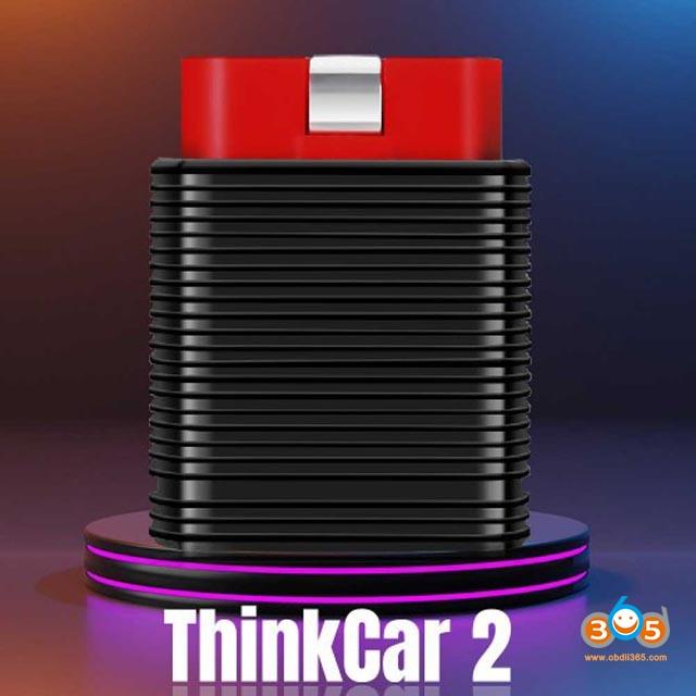 Launch Thinkcar 2 Smart Bluetooth Scanner 01
