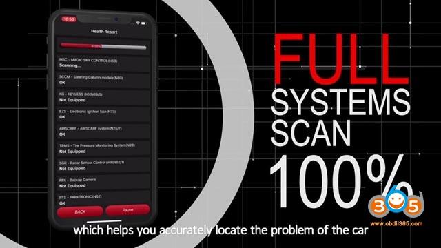 Launch Thinkcar 2 Smart Bluetooth Scanner 12