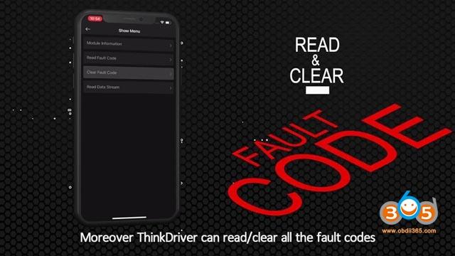 Launch Thinkcar 2 Smart Bluetooth Scanner 13