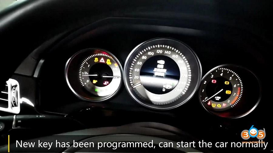Xtool Kc501 Pad3 Obd Add Mercedes Infrared Key 25