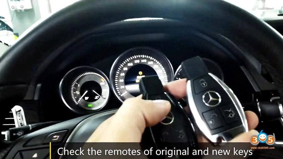 Xtool Kc501 Pad3 Obd Add Mercedes Infrared Key 26