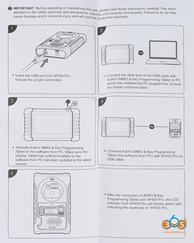 Autel Xp400 Pro Manual 02