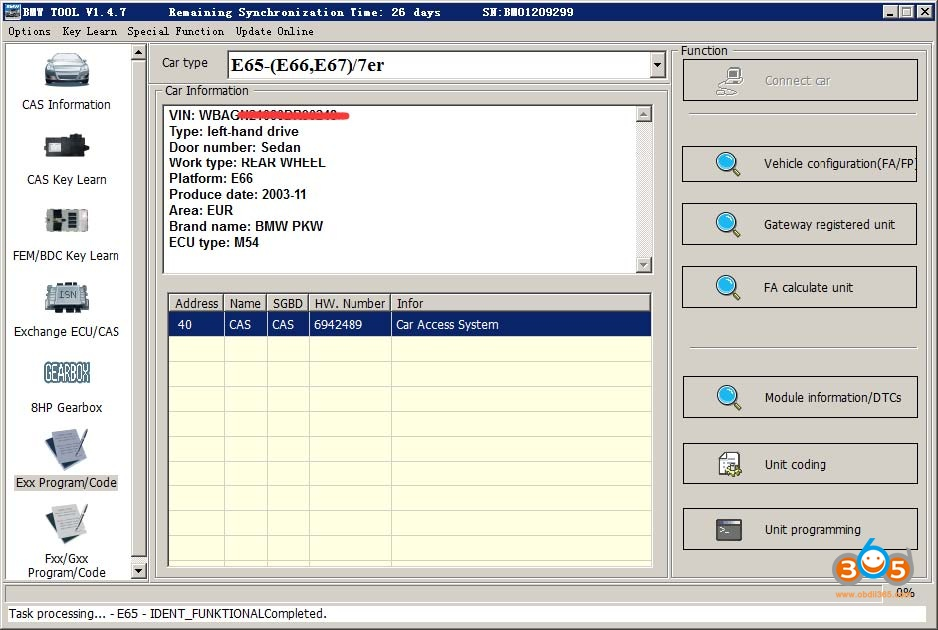 Vvdi Bim Tool Bmw Exx F G Programming Coding 01