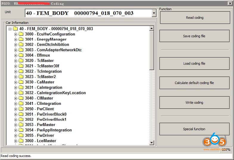 Vvdi Bim Tool Bmw Exx F G Programming Coding 10