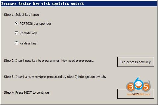 Vvdi Bimtool Pro Cas Key Learn 07