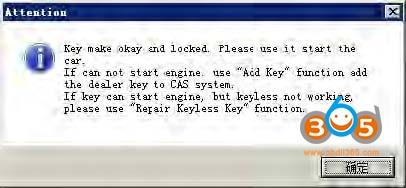 Vvdi Bimtool Pro Cas Key Learn 11