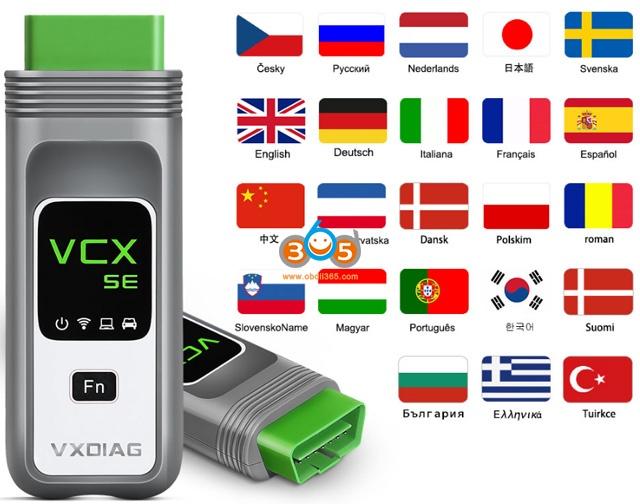 Vxdiag Vcx Se Benz Doip User Manual 09