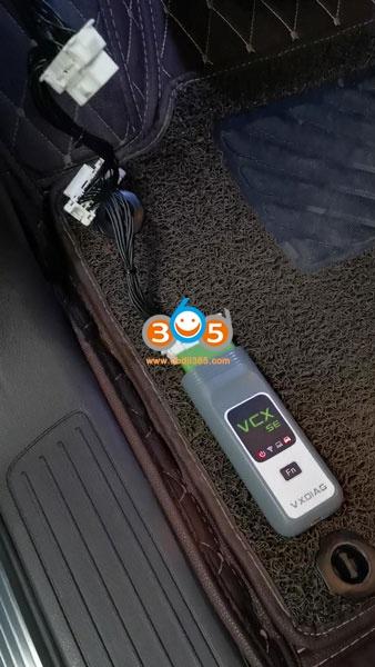 Vxdiag Vcx Se Benz Doip User Manual 11