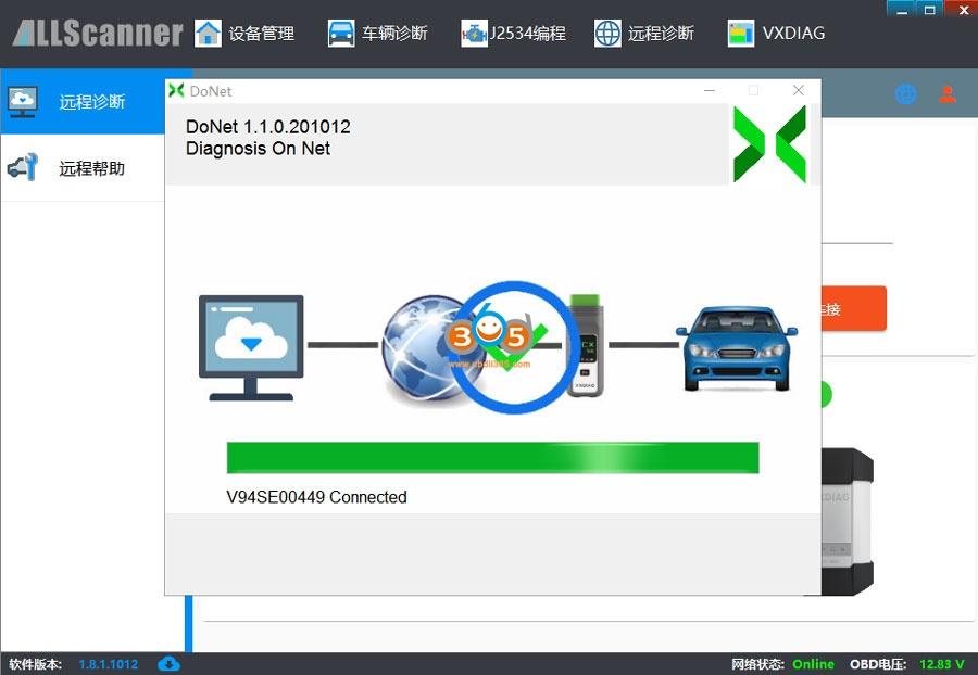 Vxdiag Vcx Se Benz Doip User Manual 24