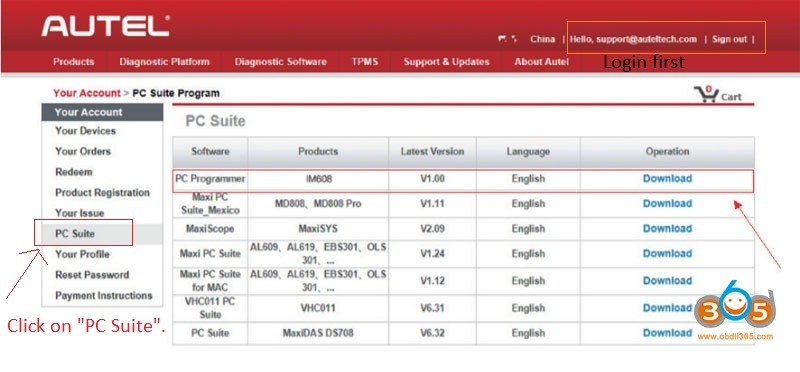 Download Autel Xp400 Programmer Software 03