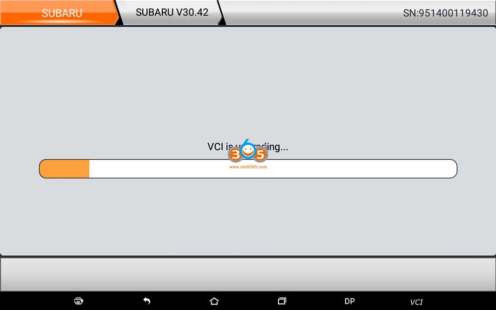 Obdstar Subaru V30 42 Update 05