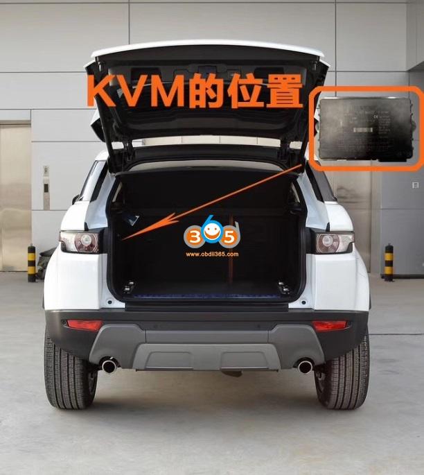 Yanhua Acdp Jaguar Land Rover Kvm Position 01