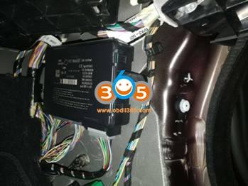 Yanhua Acdp Jaguar Land Rover Kvm Position 13