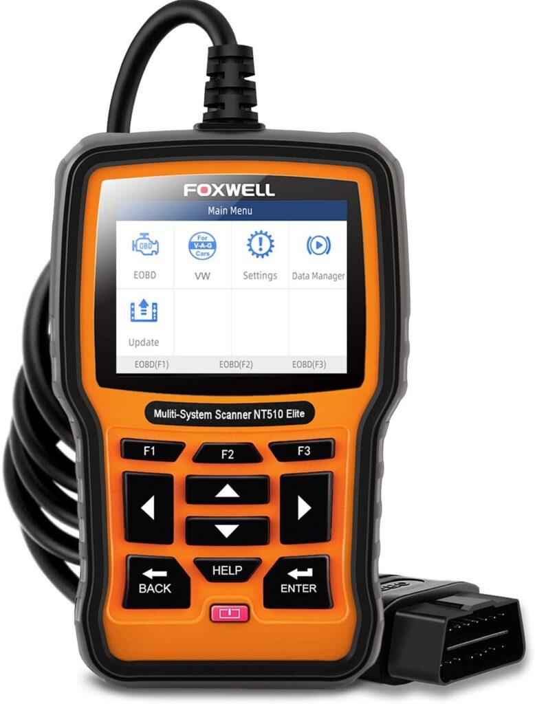 2019 Passat Oil Service Reset Tool Diagnostic Tool 05