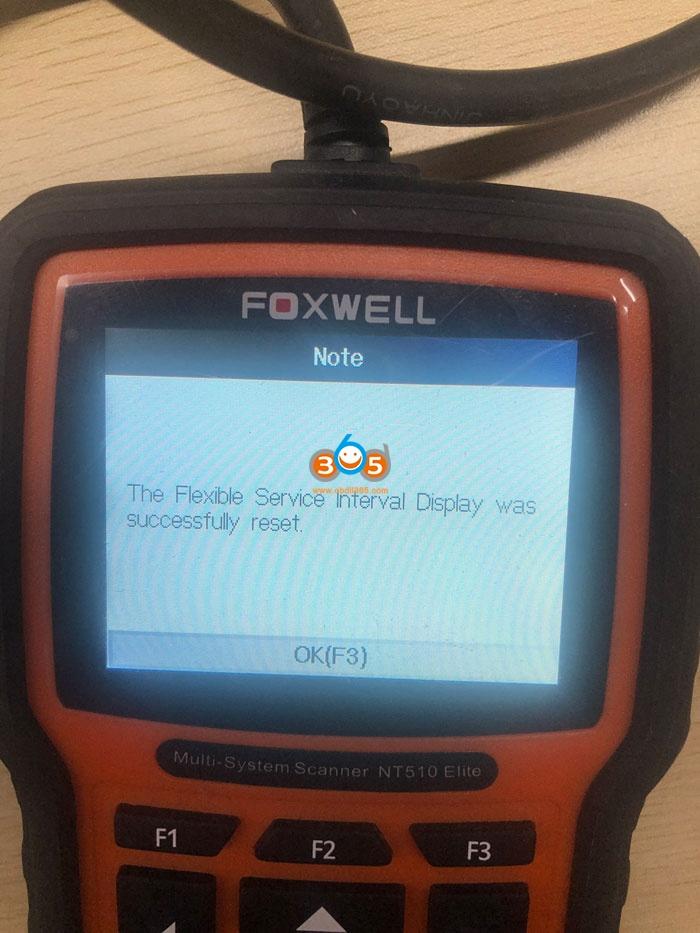 2019 Passat Oil Service Reset Tool Diagnostic Tool 10
