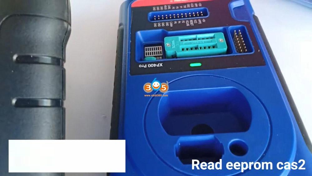 Autel Im508 Xp400 Pro Read Eeprom Cas2 Bmw 03