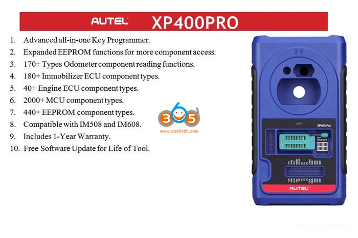 Autel Xp400 Pro Review 05