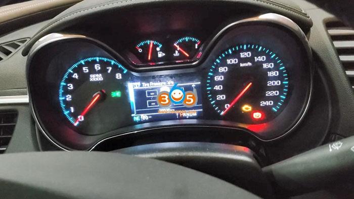 El 50448 Reprogram 2019 Chevy Impala Tpms Sensors 10