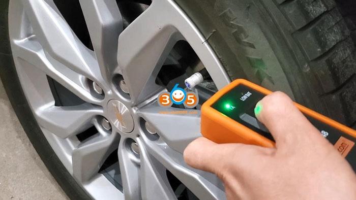 El 50448 Reprogram 2019 Chevy Impala Tpms Sensors 15