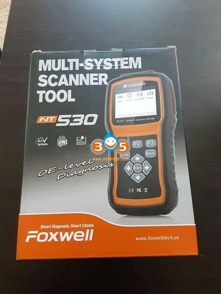 Foxwell Nt53 Scanner