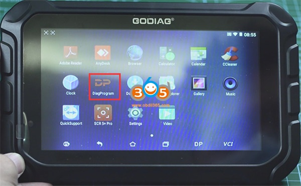 Godaig Gd801 User Guide 2