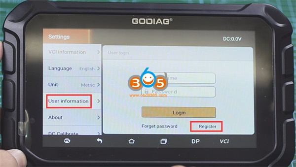 Godaig Gd801 User Guide 4
