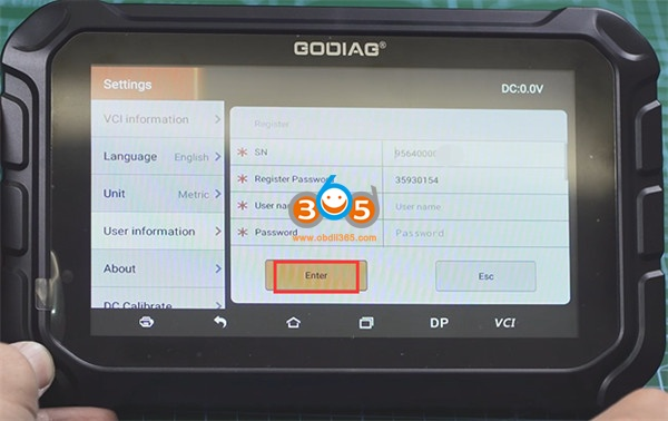 Godaig Gd801 User Guide 5