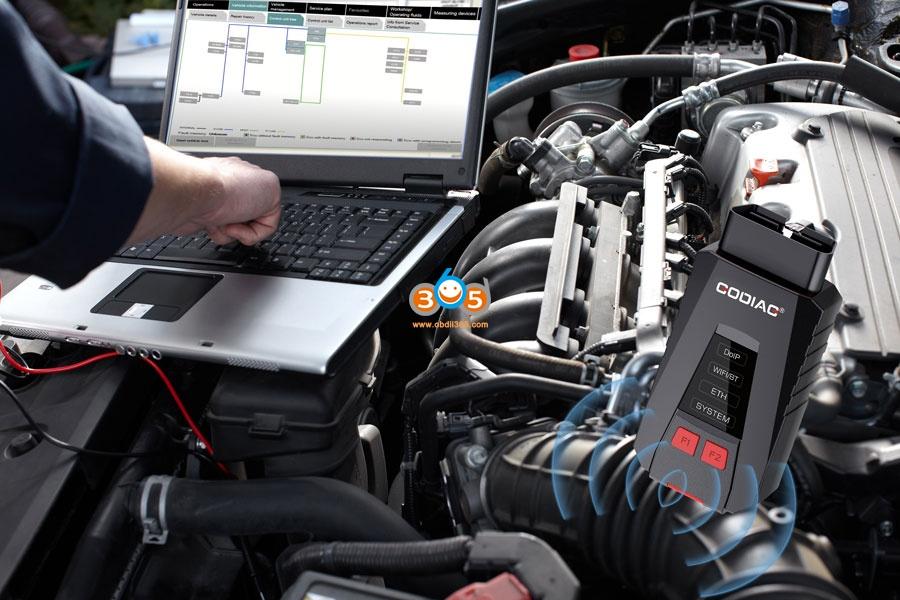 Godiag V600 Vs Bmw Icom A2 A3 Next 04