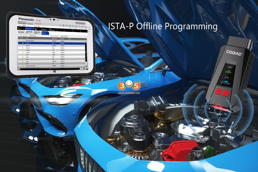 Godiag V600 Vs Bmw Icom A2 A3 Next 05