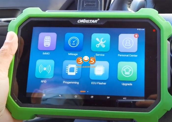 Obdstar Key Sim Lexus 98 Smart Key 1