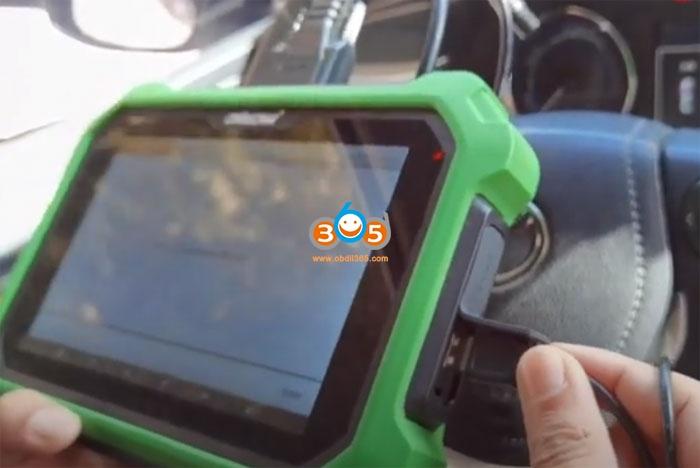 Obdstar Key Sim Lexus 98 Smart Key 17