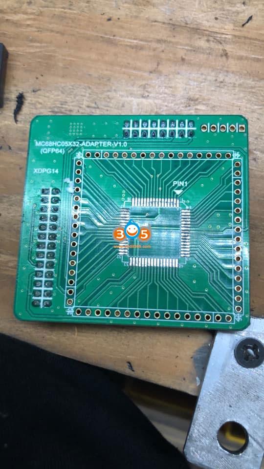 Vvdi Prog Mc68hc05 Adapter