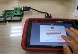 Xhorse Key Tool Plus Read Land Rover Kvm Data 10