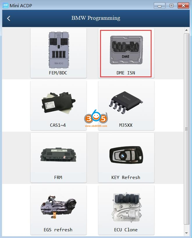 Yanhua Acdp Mini Read Msd80 Msd802 Dme Isn 07