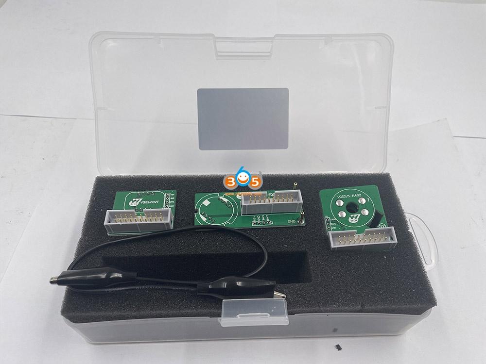 Yanhua Mini Acdp Benz Gearbox Clone Refresh Board 02
